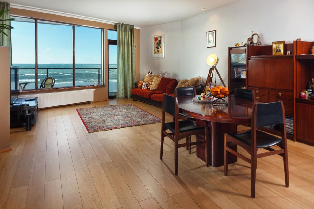 Luxury sea view apartments is Tallinn