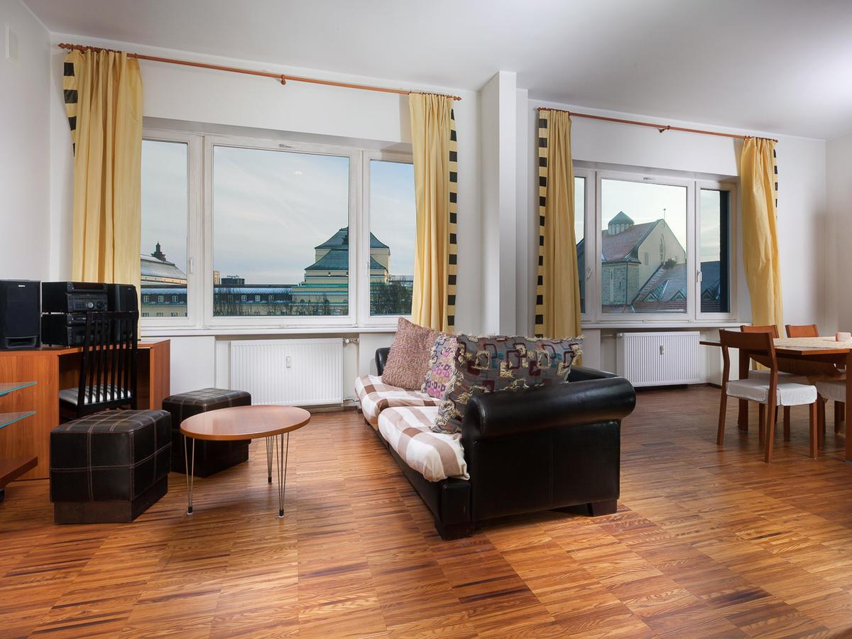 Luxury apartments is Tallinn